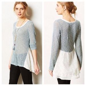 Clu + Willoughby Kittery Sweater Pullover